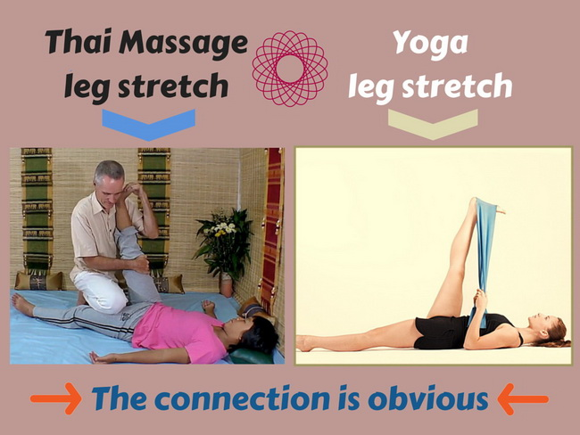 Thai Massage and Yoga connection