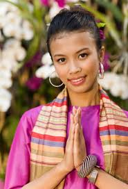 thai people
