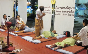 Typical Thai Massage shop
