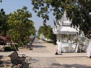 Wat Rong Kkun, Chiang Rai, Thailand